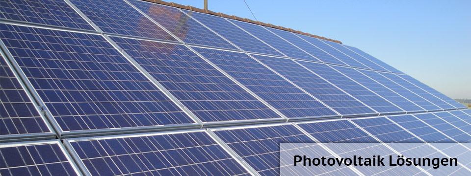 Photovoltaik Lösungen